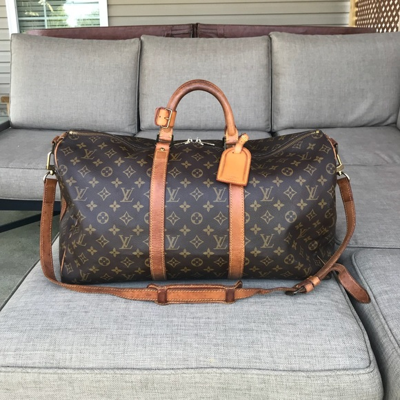 1e413d0f88a05 Louis Vuitton Handbags - Louis Vuitton Keepall 50 travel bag